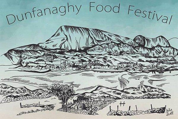 Dunfanaghy Food Festival September 2019