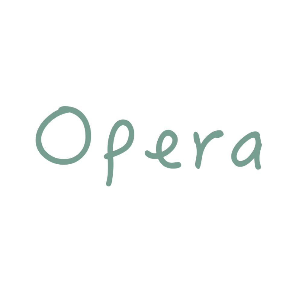 Opera Patisserie Logo